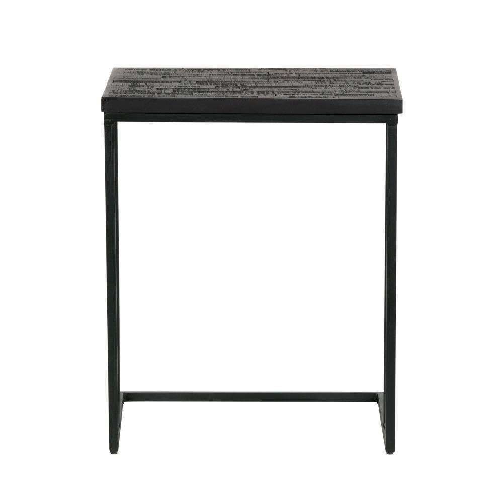 bepurehome beistelltisch sharing u form schwarz holz. Black Bedroom Furniture Sets. Home Design Ideas