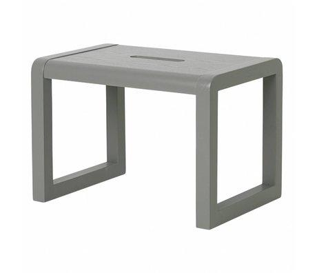 Ferm Living LITTLE Architetto legno grigio 33x23x23cm