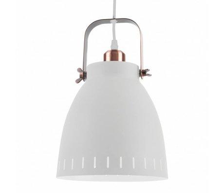 Leitmotiv Vedhængslampe Vedhæng Mingle hvidmetal Ø26,5x19x26,5