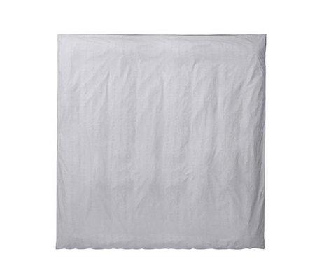 Ferm Living Housse de couette Hush gris clair 220x220cm