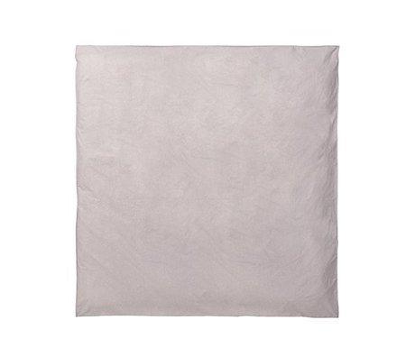Ferm Living Bettdeckenbezug Hush milky way rosa 220x220cm