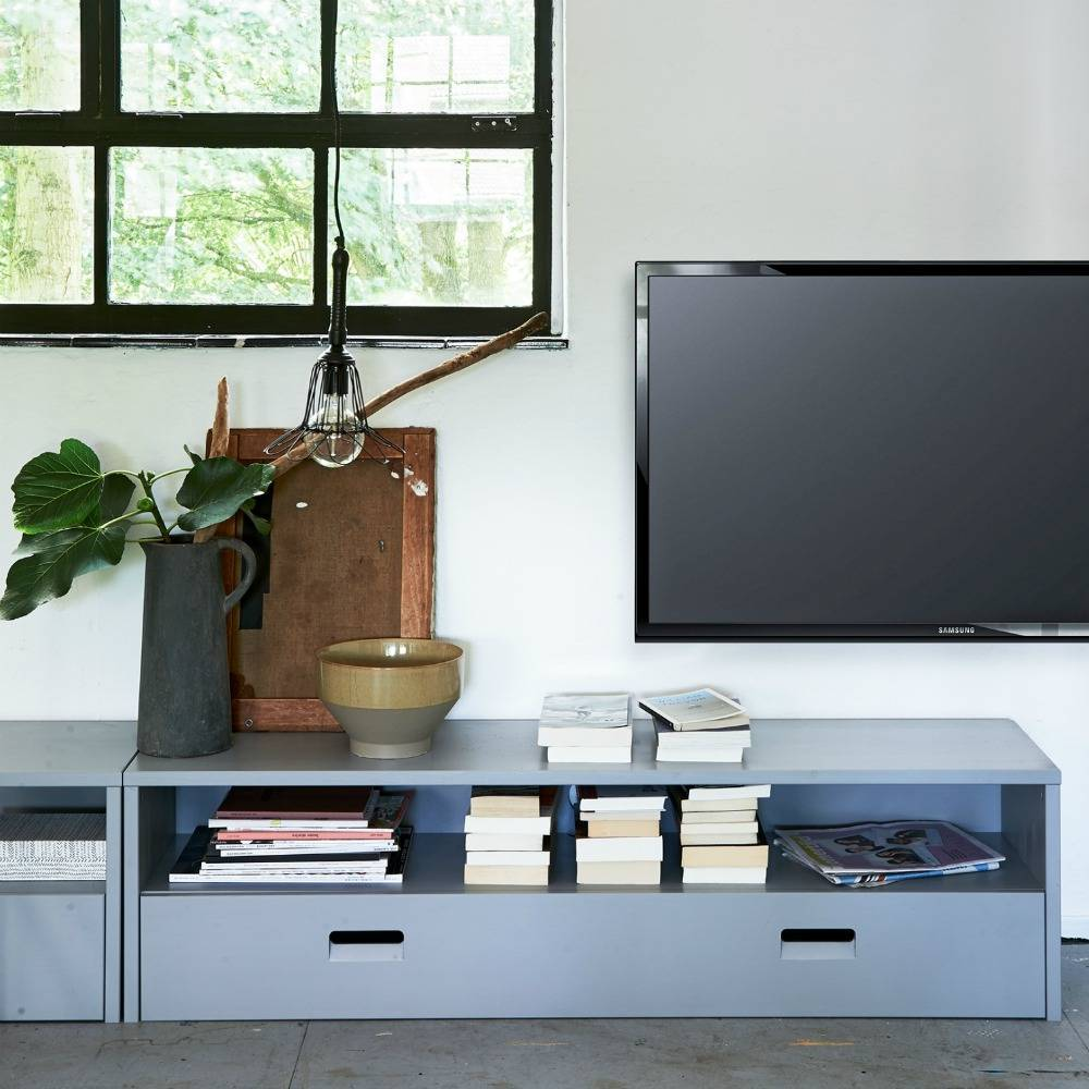 tv mobel look at weiss holz 40x150x35cm leflivingde