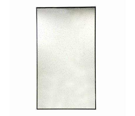 HK-living Bodenspiegel Metall 100x175x3cm