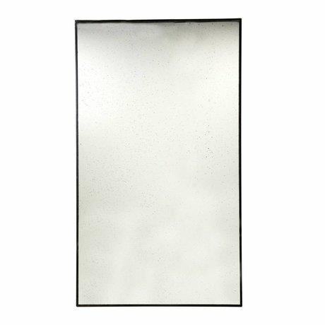HK-living Gulv spejl metal 100x175x3cm