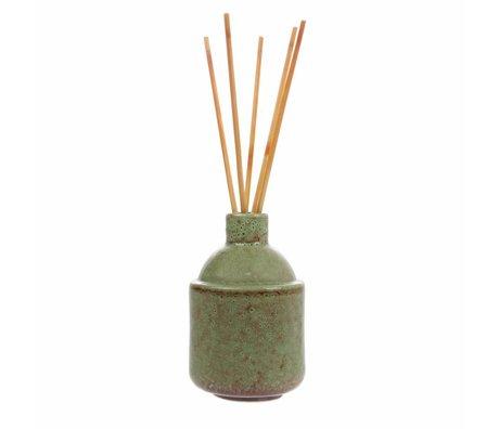 HK-living HK.8 Duftstäbchen: Green Blossom 8,5x8,5x13,5cm