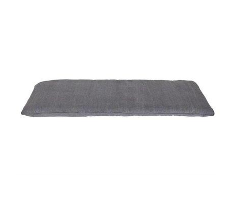 vtwonen Pude Opbevar grå bomuld 120x50x6cm