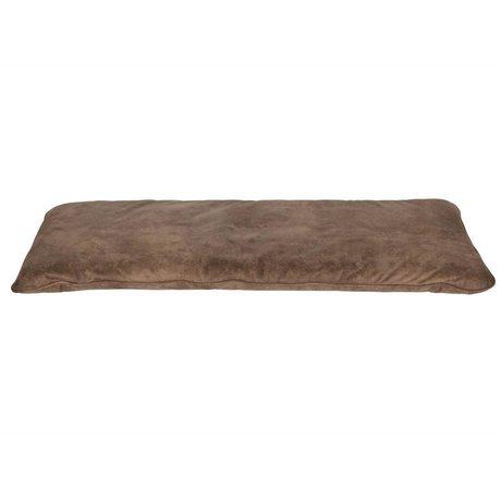 vtwonen Pude Opbevar brun bomuld 120x50x6cm