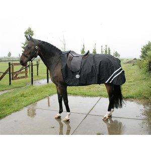 Harry's Horse Uitrijdeken 600D nylon WP Zwart