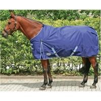 Harry's Horse Winterdeken Thor Navy 200 gram 155 cm