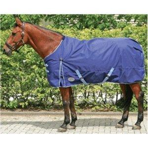 Harry's Horse Winterdeken Thor Navy 200 gram