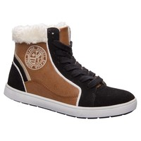 HV Polo Winter Sneaker Dark Taupe-zwart maat 36