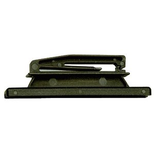 Quality Isolator lint tot 60 mm zwart 10 stuks