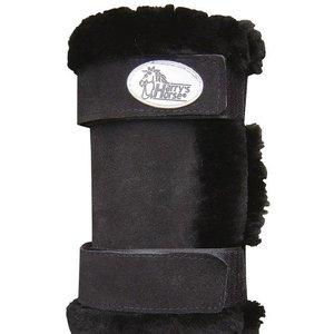 Harry's Horse Bandage met merino voering zwart maat Full