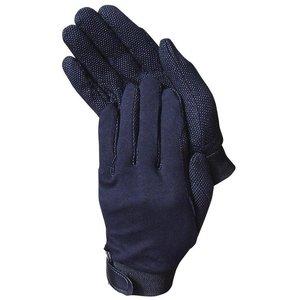 Harry's Horse Handschoenen Katoen Zwart