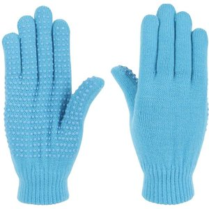 Harry's Horse Magic Gloves turquoise 1 maat