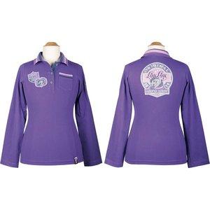 Harry's Horse Shirt LouLou, patrician purple maat 140