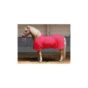 Harry's Horse Fleece deken Youngstar Raspberry maat 125 cm
