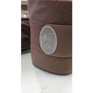 Harry's Horse Bandages fleece 3 meter, 4 stuks Acorn