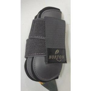 Norton Peesbeschermers grijs/zwart Shetland