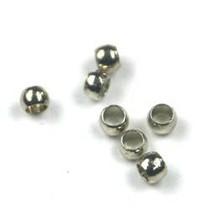 Zilver Knijpkralen zilver 3,0mm