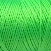 Groen Macramé koord fluor groen 0.8mm - 6 meter