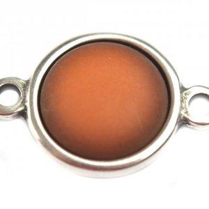 Bruin Cabochon polaris amber 16.4mm