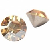Bruin Swarovski puntsteen SS39 Crystal Golden Shadow