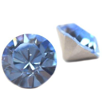 Blauw Swarovski puntsteen SS39 Light Sapphire