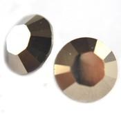 Goud Swarovski puntsteen SS39 Metallic Light Gold