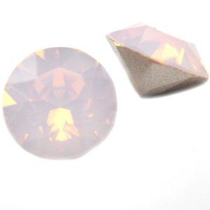 Roze Swarovski puntsteen SS29 Rose Water Opal