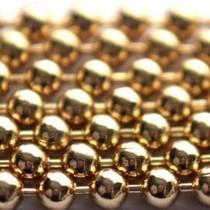Goud Ballchain goud 3.0mm