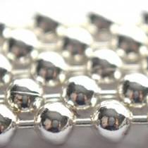 Zilver Ballchain licht zilver 3.0mm