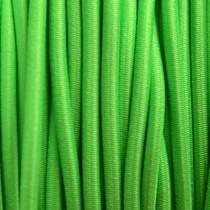 Groen Elastiek fluor groen 3mm
