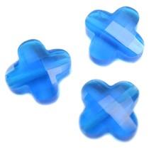 Blauw Quartz klaver capri blue 12mm