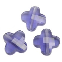 Paars Quartz klaver light purple 12mm