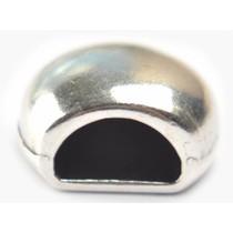 Zilver Eindkap Ø10x5mm zilver DQ