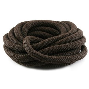 Bruin Dreamz paracord rond 10mm Bruin