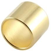 Goud Tube Ø10mm goud DQ 12mm