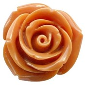 Bruin Roos sienna bruin 22mm