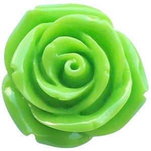 Groen Roos fel groen 11mm