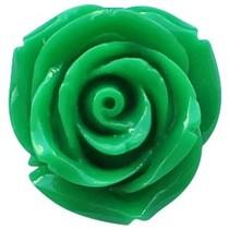 Groen Roos groen 11mm