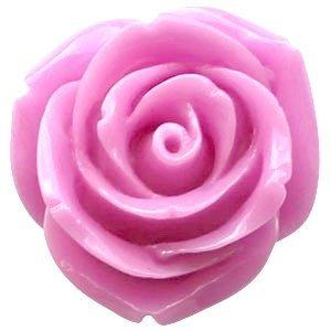 Roze Roos violet pink 22mm