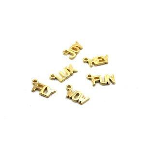 Goud Bedel Wow/Fun/Hey/Joy/Lux/Fly 12x6mm Goud DQ