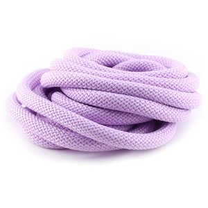 Paars Dreamz paracord rond lila 10mm - per 10cm