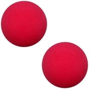 Roze Polaris cabochon mat virtual pink 12mm