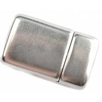 Zilver Magneetsluiting Ø10x2mm Zilver DQ