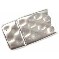 Zilver Magneetsluiting Ø10x2.5mm Zilver DQ