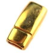 Goud Magneetsluiting Ø5x2mm Goud DQ