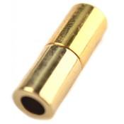 Goud Magneetsluiting Ø4mm Goud DQ