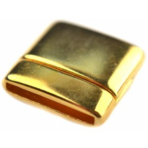 Goud Magneetsluiting Ø20x2mm Goud DQ
